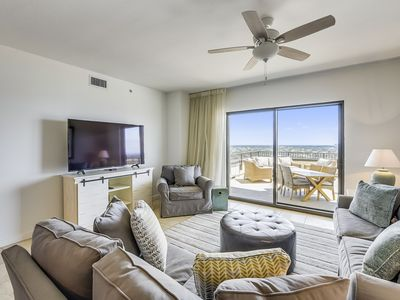 Photo for Brand NEW remodeled 3 bedroom penthouse condo located in Origin at Seahaven