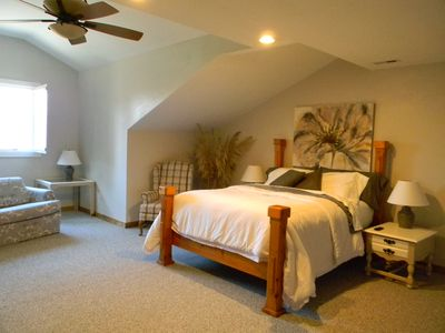 """""""Ana Suite"""" located on 2nd floor with Queen bed and private bath.  Very Relaxing"""