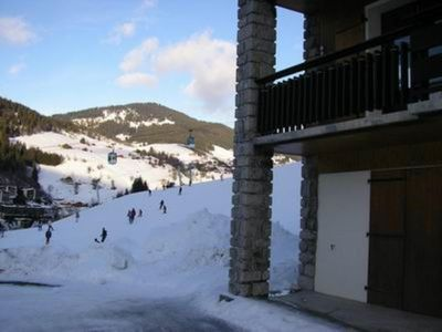 Photo for APARTMENT IN A CHALET ON SKI RUN