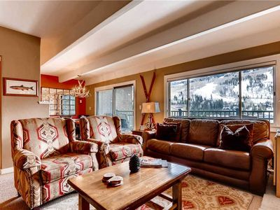 Photo for In Heart of Vail Lionshead Village with Mountain View, Hot Tubs and Pool | Vantage Point 410
