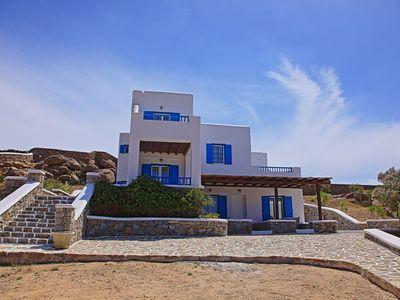 Photo for 1BR Apartment Vacation Rental in Agia Anna Paraga