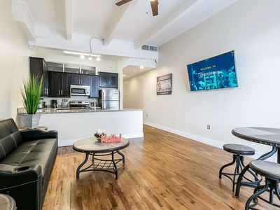 Photo for Spacious Condo Steps from French Quarter and Bourbon St