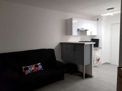 Photo for Very nice studio newly renovated and furnished Stanislas