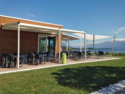 Photo for 2 bedroom Apartment, sleeps 5 in Manerba del Garda with Air Con and WiFi