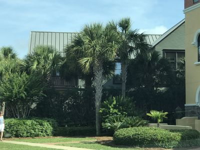 Photo for Close to beach Large home, large pool, and large patio Weddings anniversaries!