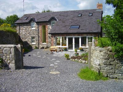 Photo for Luxury rural self-catering in restored barn (AA 5Star rating sleeps8)