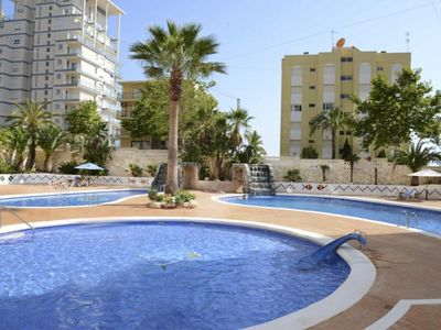 Photo for 1BR Apartment Vacation Rental in Calpe, Alicante