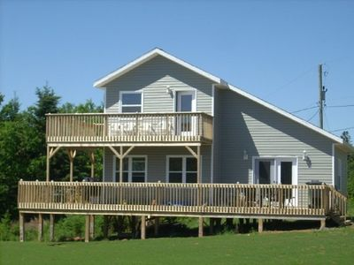 Photo for Stanley River Chalet 3 - Pei Chalet Rental