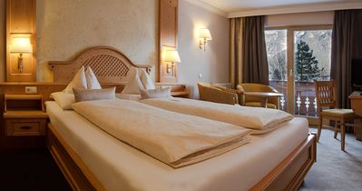 Photo for Double Room with Balcony - Hotel Wagnerhof