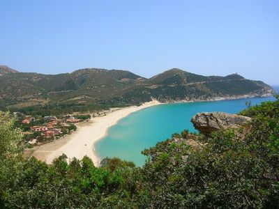 Photo for Beautiful sea view 3bedroom apartment 5 mt from the beach