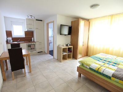 Photo for Apartment 3, 28 qm, 1 Wohn-/Schlafzimmer, max. 2 Personen