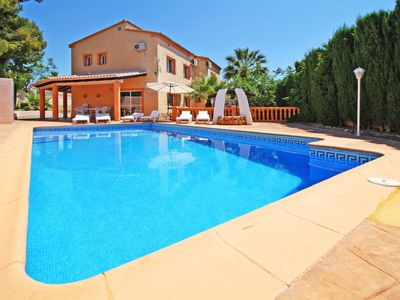 Photo for 5 bedroom Villa, sleeps 11 in Casas de Torrat with Pool, Air Con and WiFi