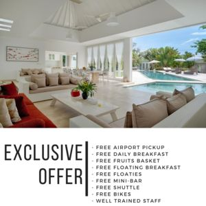 Photo for Tropical 3 BR Villa only Few Minutes Drive to Echo Beach, Your Canggu Getaway!