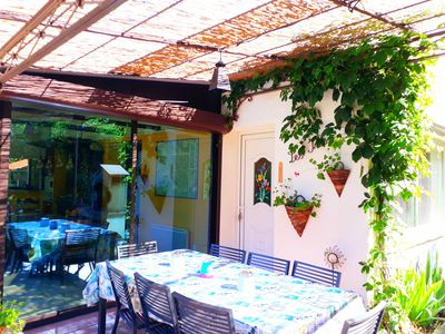 Photo for Wunderful and cosy house in the heart of the canyon Verdon