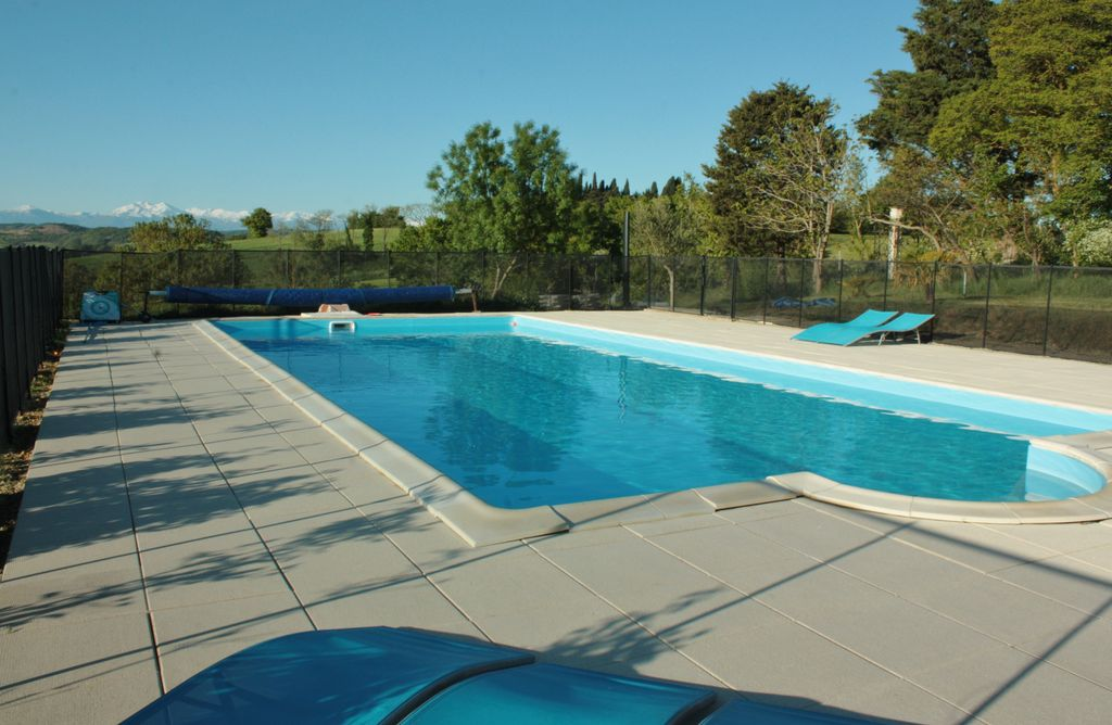 Pech Belo House With Swimming Pool Pyrenees Homeaway Gaja La Selve
