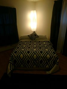 Photo for Upstairs: Traveling Nurse/Grad Students/short term or long term rental