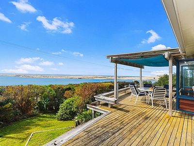 Photo for Taste Of Paradise with WiFi!- Mangawhai Heads Holiday Home
