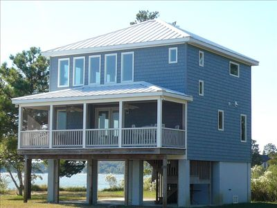 Photo for Relax, Refresh, Renew..Waterfront Cottage..Near Williamsburg