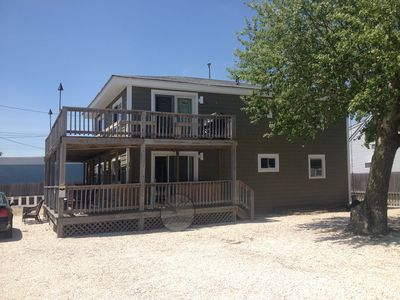 Photo for 1st Floor Completely Renovated Duplex, 3BR,  7th Home from Beach