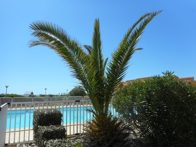 Photo for APT Direct Access Sea pool in PORT LEUCATE