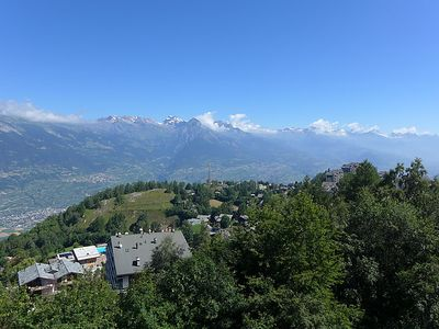 Photo for Apartment Cascade 10 in Nendaz - 6 persons, 3 bedrooms