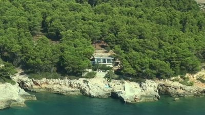 Photo for ALONISSOS VILLA MARENOSTRUM SEAFRONTPRIVATEPOOl ATMARPOUNTA AREA FRIENDLYFAMILY