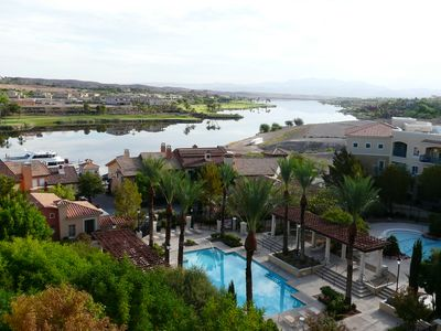 TRANQUIL SETTING IN 6TH FLOOR, 1 BEDROOM 1 BATH CONDO WITH BREATHTAKING VIEW