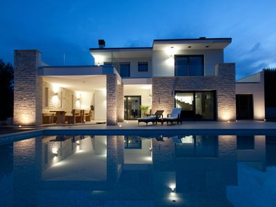 Photo for Astonishing brand new Villa, first time on the market, sea view and free Wi-Fi