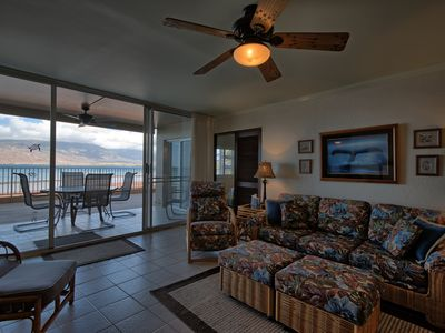 Photo for Largest Lanai In Building- Look At This View!!!!