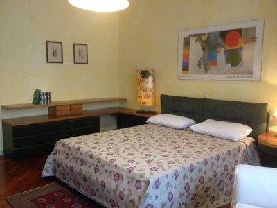 Photo for cosy flat in Santa Flavia, at a  stone throw from the station and the seaside