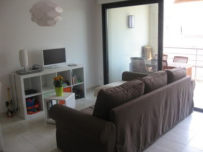 Photo for Carnon Plage: F3 apartment 50m2 luxurious new residence