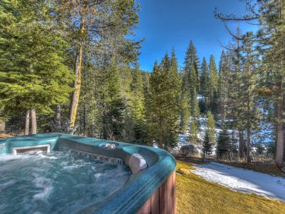Photo for Luxury Home with Olympic Valley Views, Hot Tub, Game Room, Pet Friendly