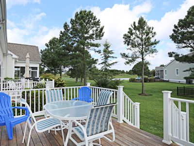 Photo for 80WIL: 3BR Bear Trap TH - Pools, Golf, Tennis, Saunas, Playground, In-Season Beach Shuttle & More.