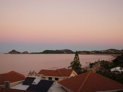 Photo for 2 bedroom house with stunning views of the Capricorn coast