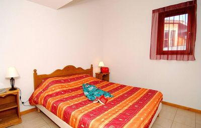 Photo for Surface area : about 34 m². Living room with bed-settee. Bedroom with double bed