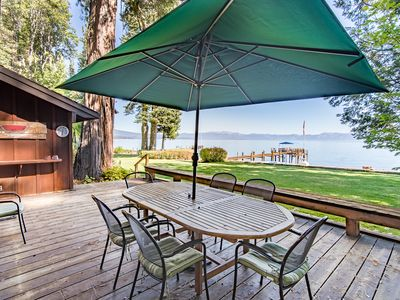 Photo for 7BR Cabin Vacation Rental in Homewood, California