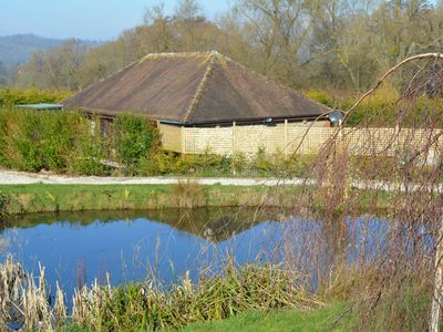 Photo for Hottub Cottage - lovely cottage private Hottub, in Malvern hills & cotswolds
