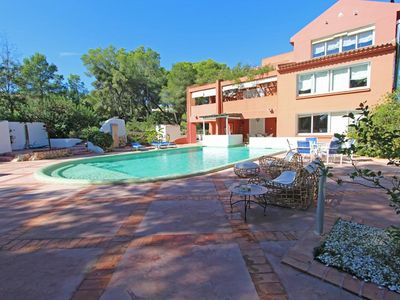 Photo for Casas Playas Villa, Sleeps 8 with Pool, Air Con and Free WiFi