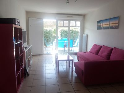 Photo for nice 2 rooms for holidays on the Bassin d'Arcachon