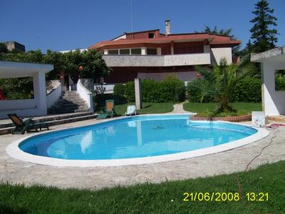 Photo for Holiday house Ceglie Messapica for 1 - 6 persons with 3 bedrooms - Holiday house