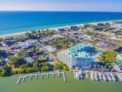 Photo for 2 BD CONDO~ HARBOURSIDE AT MARKER 33~ WATERPARK~ MARINA~ TIKI BAR~ POOLS & MORE