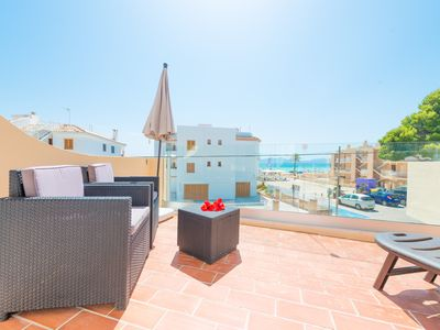 Photo for SALZES 4 - Chalet with sea views in Port d'Alcudia.