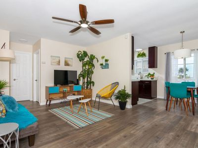 Photo for Casa Whitewater - Remodeled Retro Condo - 3 Blocks to Ocean!