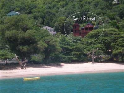 Photo for Sweet Retreat Villa - Bequia