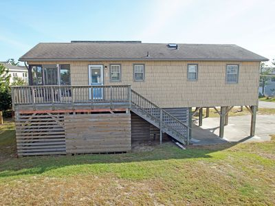 Photo for JUST 300 STEPS TO THE BEACH WITH 3 BEDROOMS, 2 BATHS AND ALL NEW INTERIORS!!!