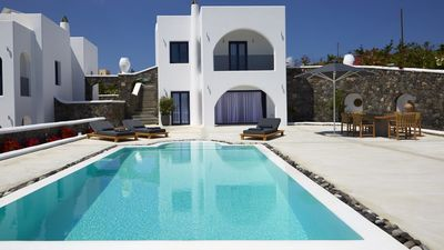 Photo for Villa Amabile, Fira, Santorini 2br 4guests Private Pool