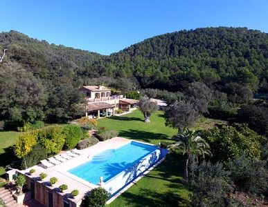 Photo for Self catering Sa Tafona de Esporles for 11 people