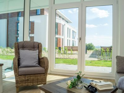 Photo for Apartment in an exclusive location with sea view for 2 persons