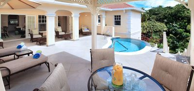 Photo for Villa Tara  -  Near Ocean - Located in  Wonderful Saint James with Private Pool