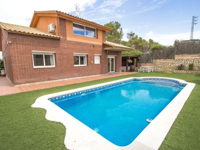 Photo for Catalunya Casas: Cozy Masia Astral with amazing mountain views!